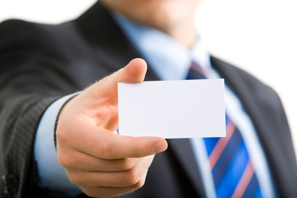 Business Card for each Small Business0